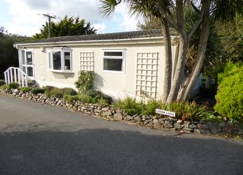 Brook Lodge, Praa Sands Park, Penzance, Cornwall TR20. 2 bed mobile/park home