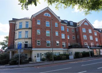 Thumbnail 2 bed flat to rent in 283 London Road, Camberley