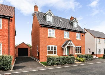 Thumbnail 4 bed detached house for sale in Cessna Court, Castle Donington