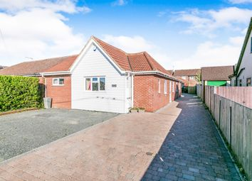 Thumbnail 4 bed semi-detached bungalow for sale in Holly Road, Kesgrave, Ipswich