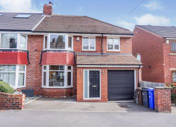 4 bed semi-detached house for sale in Marlcliffe Road, Sheffield S6
