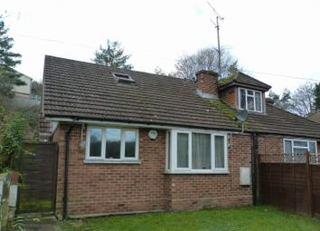 Thumbnail 3 bed semi-detached bungalow for sale in Boundary Road, Loudwater, High Wycombe