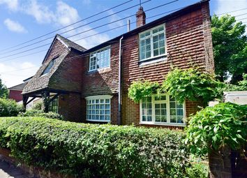 Thumbnail 4 bed detached house for sale in Holmesdale Road, South Darenth, Kent
