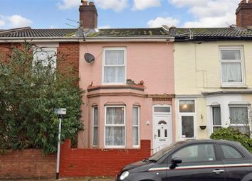 Thumbnail 2 bed terraced house for sale in Jessie Road, Southsea, Hampshire
