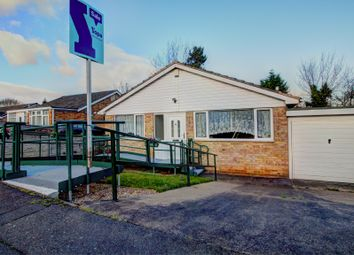 Thumbnail 3 bed bungalow for sale in Cromford Drive, Staveley, Chesterfield
