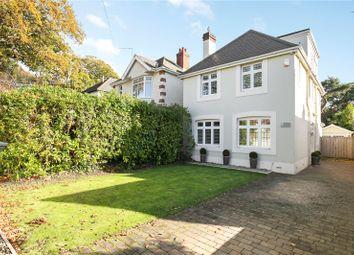 Thumbnail 4 bedroom detached house for sale in Blake Dene Road, Lilliput, Poole, Dorset