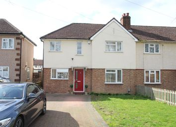 Thumbnail 4 bed semi-detached house for sale in Parkfield Way, Bromley