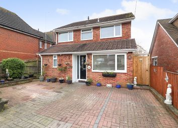 Thumbnail 4 bed detached house for sale in Duncan Road, Park Gate, Southampton