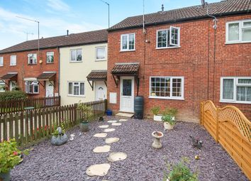 Thumbnail 3 bed terraced house for sale in Woodland Close, Thetford