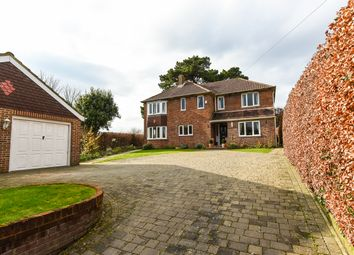 Thumbnail 5 bed detached house to rent in Tanfield Lane, Wickham, Fareham