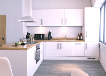 Thumbnail 1 bed flat for sale in Queens Street, Sheffield