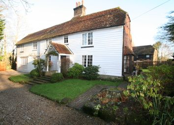 Thumbnail 3 bed detached house for sale in Boars Head, Crowborough