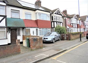 Thumbnail 3 bed terraced house for sale in Markmanor Avenue, London