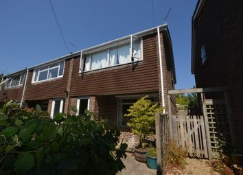 Thumbnail 3 bed property to rent in Rowan Close, Sway, Lymington