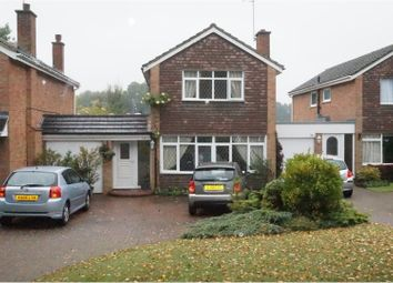 Thumbnail 3 bed detached house for sale in Woodlands Road, Aylesford