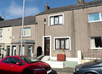 Thumbnail 3 bed terraced house for sale in Selina Terrace, Maryport, Cumbria