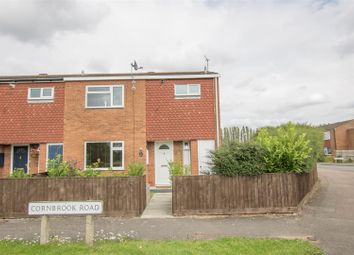 Thumbnail 3 bed end terrace house for sale in Cornbrook Road, Aylesbury