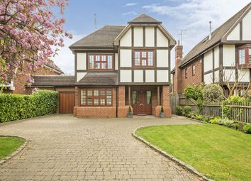 Thumbnail 6 bed link-detached house to rent in Lower Road, Bookham, Leatherhead
