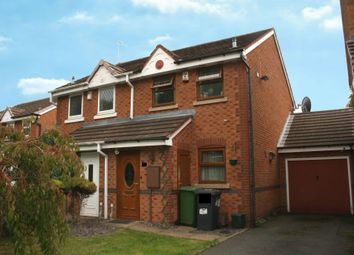 Thumbnail 2 bedroom semi-detached house to rent in Coltsfoot Close, Wednesfield, Wolverhampton