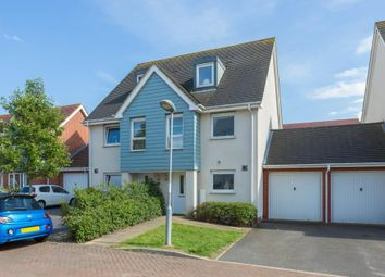 Thumbnail 3 bed semi-detached house for sale in Wraysbury Drive, West Drayton