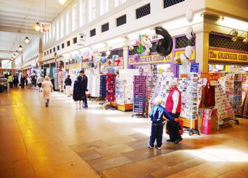Thumbnail Retail premises for sale in The Grainger Card Company, Unit 183-186, Grainger Market, Newcastle City Centre