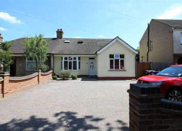 Thumbnail 4 bed semi-detached bungalow for sale in Connaught Avenue, Grays