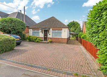 Thumbnail 3 bed detached bungalow for sale in Botley Road, North Baddesley, Southampton