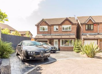 4 bed detached house for sale in Pontymason Close, Rogerstone, Newport NP10