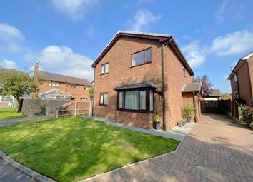Thumbnail 4 bed detached house for sale in Wren Close, Thornton-Cleveleys