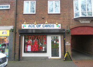 Thumbnail Retail premises for sale in 7 The Green, Kings Norton, Birmingham