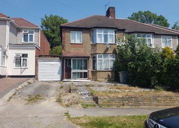 Thumbnail 4 bed semi-detached house to rent in St Andrews Avenue, Sudbury