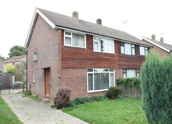 Thumbnail 3 bed semi-detached house to rent in Bostock Avenue, Horsham