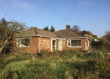 Thumbnail 3 bed detached bungalow for sale in Glenvine, Ripley, Derbyshire