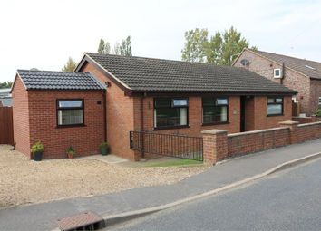 Thumbnail 3 bed detached bungalow for sale in Six House Bank, West Pinchbeck, Spalding, Lincolnshire