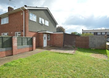 Thumbnail 2 bed flat to rent in Heather Close, Totton, Southampton