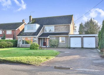 Thumbnail 4 bed detached house for sale in The Street, Rockland St. Mary, Norwich
