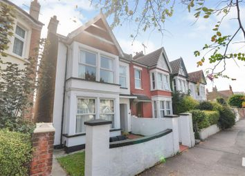 Thumbnail 3 bed flat for sale in Boscombe Road, Southend-On-Sea