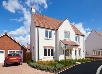 "Thumbnail 4 bedroom property for sale in ""The Welwyn"" at Cowslip Way, Charfield, Wotton-Under-Edge"