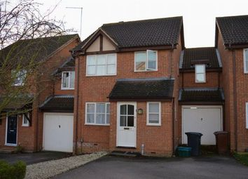 Thumbnail 3 bed link-detached house to rent in Bluebell Court, Abington Vale, Northampton