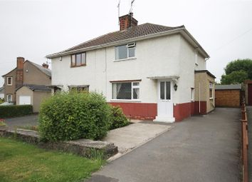 Thumbnail 2 bed semi-detached house for sale in Bertrand Avenue, Clay Cross, Chesterfield