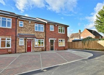 Thumbnail 3 bed terraced house for sale in Nine New Homes, 0.7 Miles To Cross Rail, Iver, Buckinghamshire