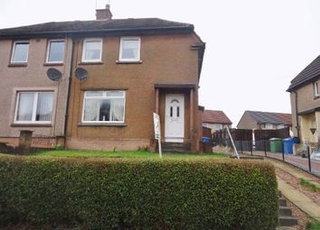 Thumbnail 2 bed semi-detached house for sale in Westview Crescent, Tullibody, Alloa