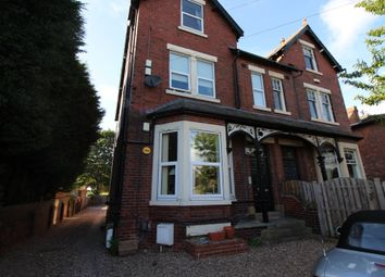 Thumbnail 1 bed flat for sale in Agbrigg Road, Sandal, Wakefield