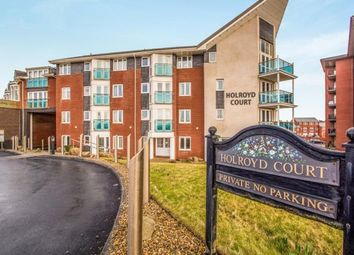 Thumbnail 2 bed flat for sale in Holroyd Court, Queens Promenade, Bispham, Blackpool