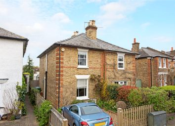 Thumbnail 2 bed semi-detached house for sale in Summer Road, East Molesey, Surrey