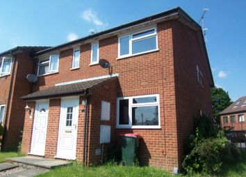 Thumbnail 1 bed end terrace house to rent in Belvedere Court, New Street, Crawley