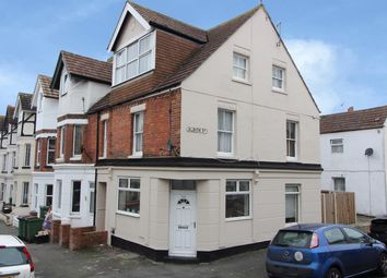 Thumbnail 1 bed flat for sale in Linden Crescent, Folkestone