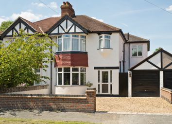 Thumbnail 4 bed property for sale in Lyndhurst Avenue, Berrylands, Surbiton