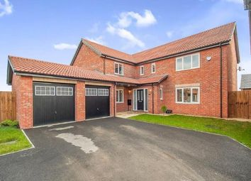 Thumbnail 5 bed detached house for sale in Leon Drive, Peterborough, Cambridgeshire, United Kingdom