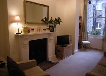 Thumbnail 1 bed flat to rent in Cumberland Street, London